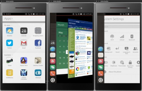 Ubuntu-Touch-Emulator